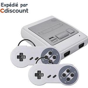 CONSOLE RÉTRO Console Rétro 400 jeux intégrés - Jeu vidéo AV - S
