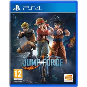 JEU NINTENDO SWITCH Jump Force PS4 + 1 Stickers + 1 Porte clé Offert