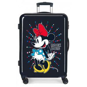 Valise moyenne rigide 70cm Disney Minie Style