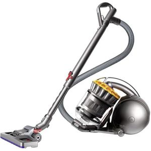 ASPIRATEUR TRAINEAU DYSON - Aspirateur sans sac DC33C UP TOP EU