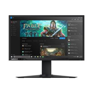 ECRAN ORDINATEUR Moniteur LENOVO Y27g Gaming