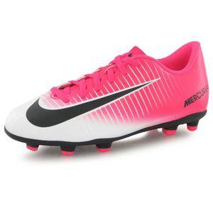 new arrive new specials run shoes Nike Mercurial Vortex Iii Fg Racer rose, chaussures de ...