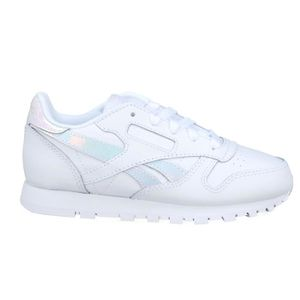 BASKET Basket Fille Reebok Classic Leather Dv4519 Blanc