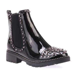 Bottine boots Versace jeans e0vsbsc2 Black Achat