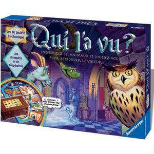 JEU SOCIÉTÉ - PLATEAU RAVENSBURGER Jeux de Société Qui l'a Vu