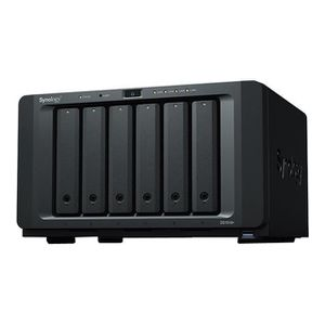 SERVEUR STOCKAGE - NAS  Synology Disk Station DS1618+ Serveur NAS 6 Baies