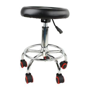 TABOURET Tabouret ajustable de pivot de roulement  Chaise à