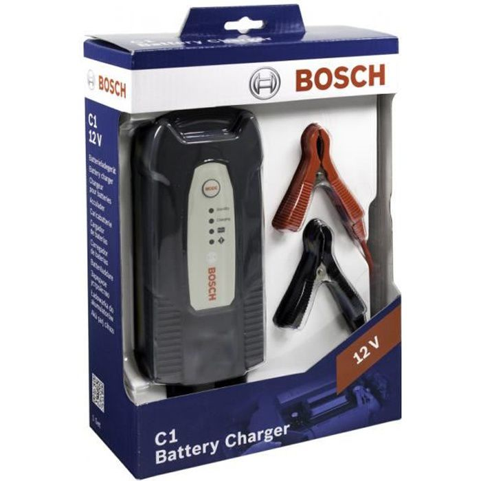 BOSCH Chargeur C1 12V
