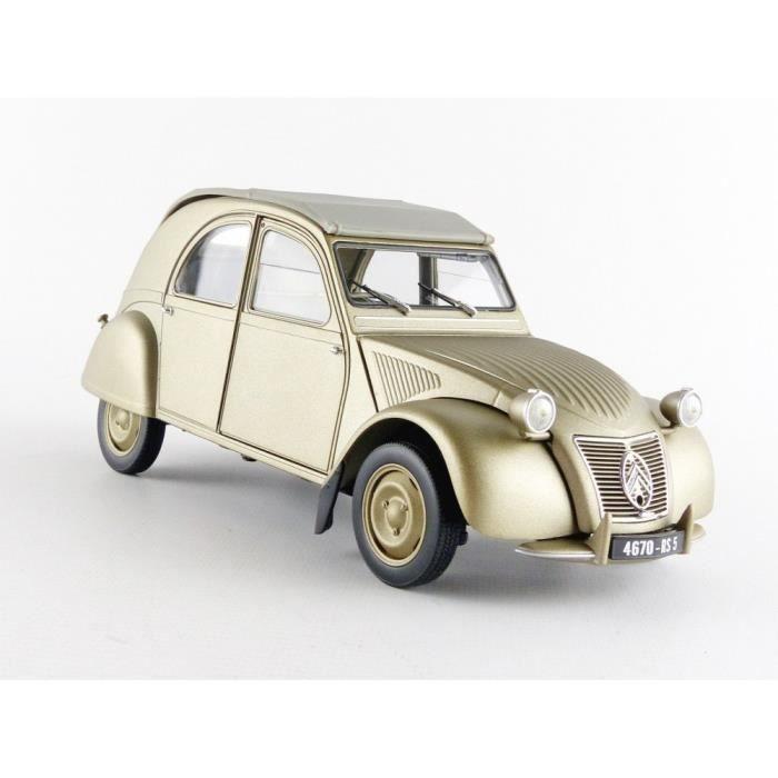 NOREV Citroën 2CV A 1950 - Gris