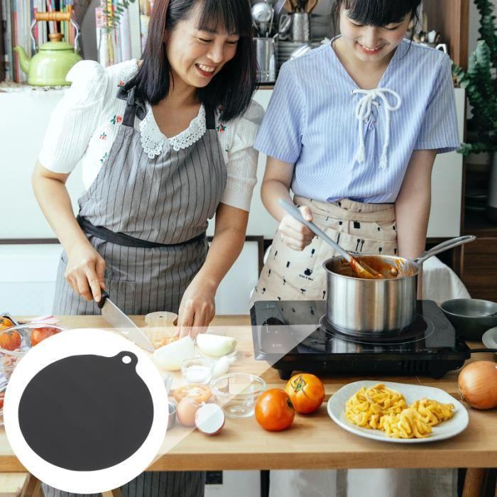 1PC pratique durable créatif simple tampon à induction à à à la maison cuisiniere - piano de cuisine gros appareil de cuisson