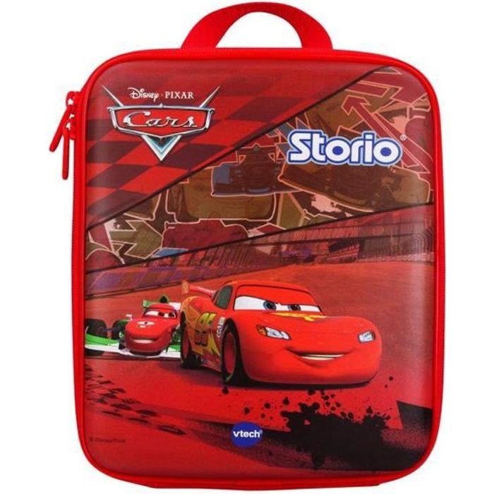 VTECH - Sac à Dos Storio Cars - Protection et Transport