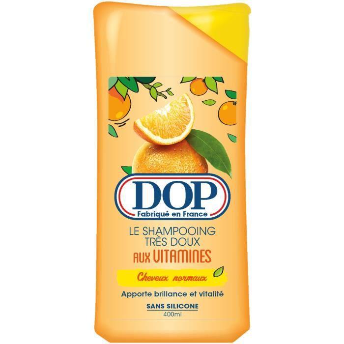 DOP Shampooing Très Doux aux Vitamines - 400 ml