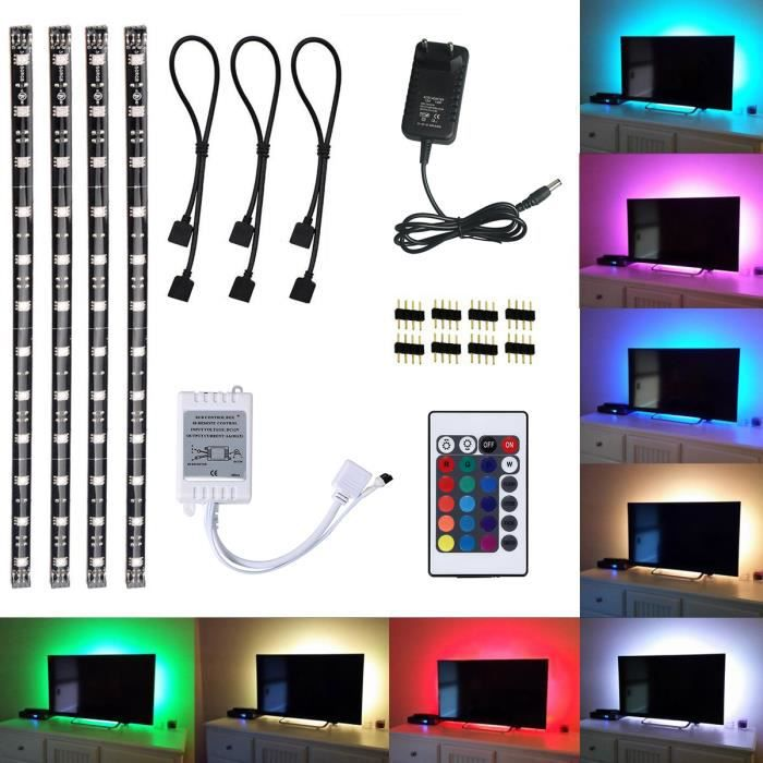 ruban led 12v achat vente ruban led 12v pas cher cdiscount. Black Bedroom Furniture Sets. Home Design Ideas