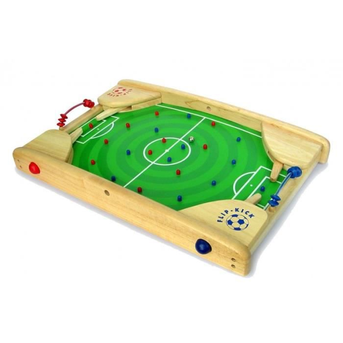 jeu de football flipper en bois baby foot de table achat vente accessoire d guisement jeu. Black Bedroom Furniture Sets. Home Design Ideas