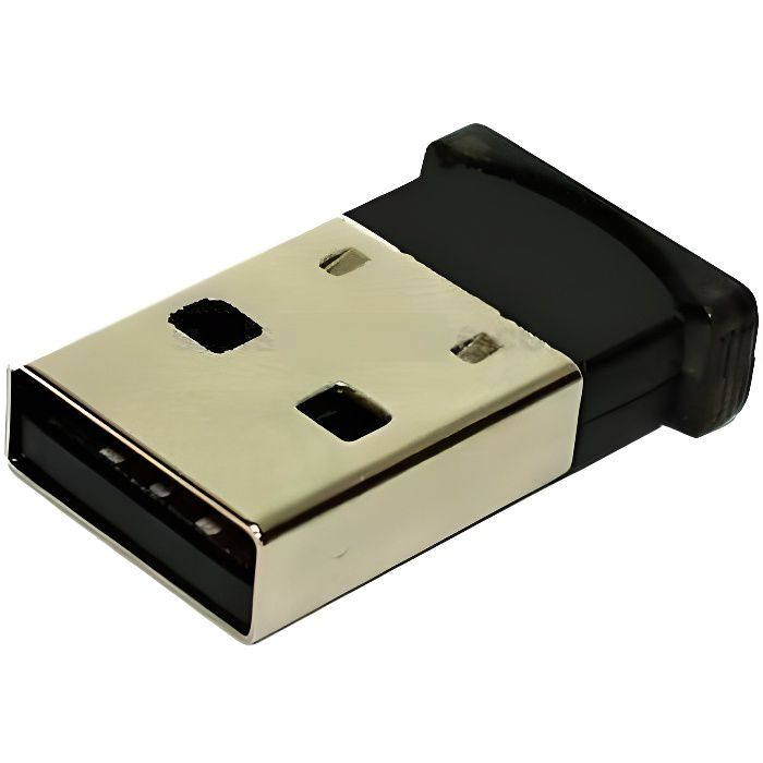 cle micro bluetooth 2 0 usb dongle prix pas cher cdiscount. Black Bedroom Furniture Sets. Home Design Ideas