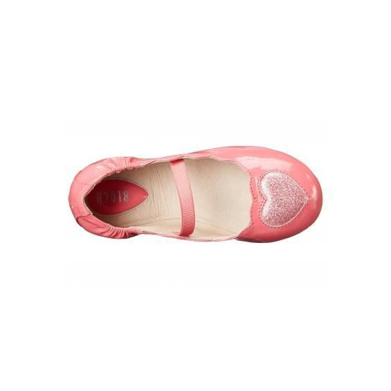 BLOCH Chaussonsbebe VALENTINE FRY Rose Couleur Rose