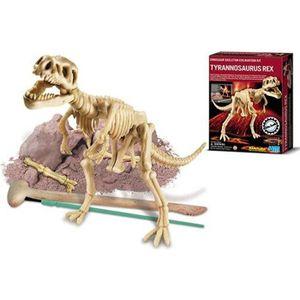 HISTOIRE - GEO 4M Kidzlabs - Kit de fouille Tyrannosaure Rex