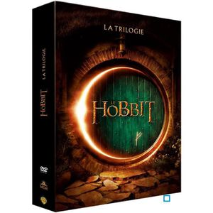 DVD FILM DVD Coffret LE HOBBIT Trilogie version ciné