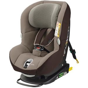 BEBE CONFORT Si?ge Auto Groupe 0+/1 Milofix Isofix Brown Earth - 2015