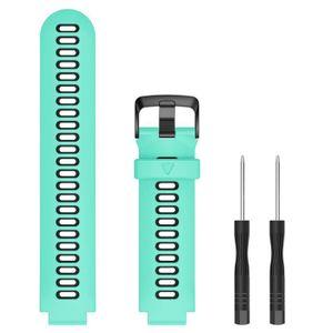 BRACELET DE MONTRE Remplacement silicone souple bracelet bande pour G