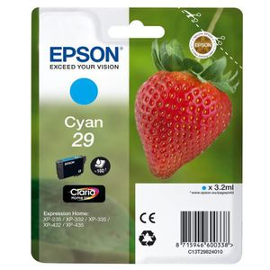 CARTOUCHE IMPRIMANTE EPSON Cartouche T2982 - Fraise - Cyan