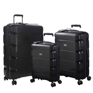 SET DE VALISES Lot de 3 valises rigides Odda 2 55, 65 et 75 cm No