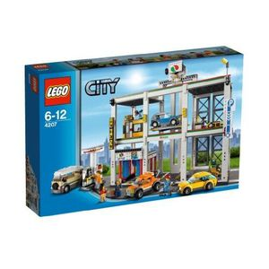ASSEMBLAGE CONSTRUCTION LEGO City 4207 garage