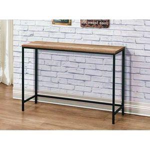 CONSOLE BLUE® Console Table d'entrée Style industriel  Sty