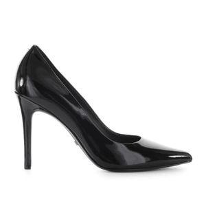 ESCARPIN Chaussures Femme Escarpin Claire En Cuir Verni Noi