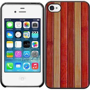 Coque bois iphone 4s