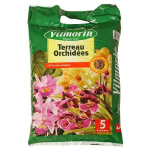 TERREAU - SABLE VILMORIN Terreau Orchidées - 5 L
