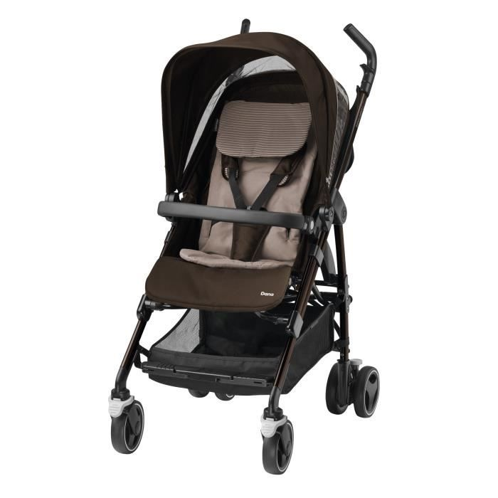 BEBE CONFORT Poussette Canne Dana - Earth Brown