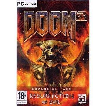 JEU PC DOOM 3 RESURRECTION OF EVIL ADD-ON