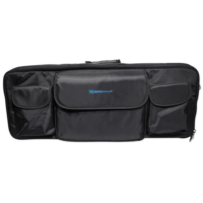 Accroche-Sac Femmes Carry Bag Sacs à dos pour Novation Impulse 49 Contrôleur clavier WH5OK