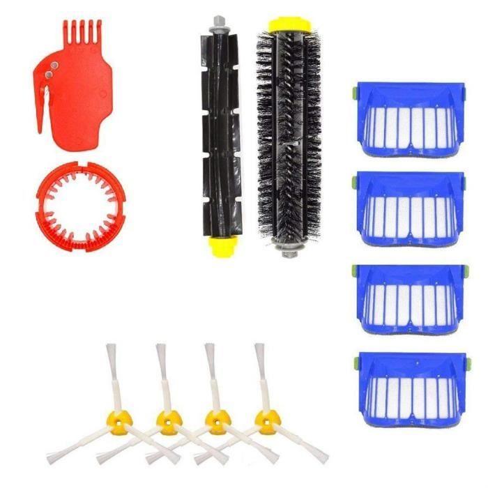 Brosse flexible pour iRobot Roomba 650 655 660 620 630 645 vide Accessorie_Zz1195