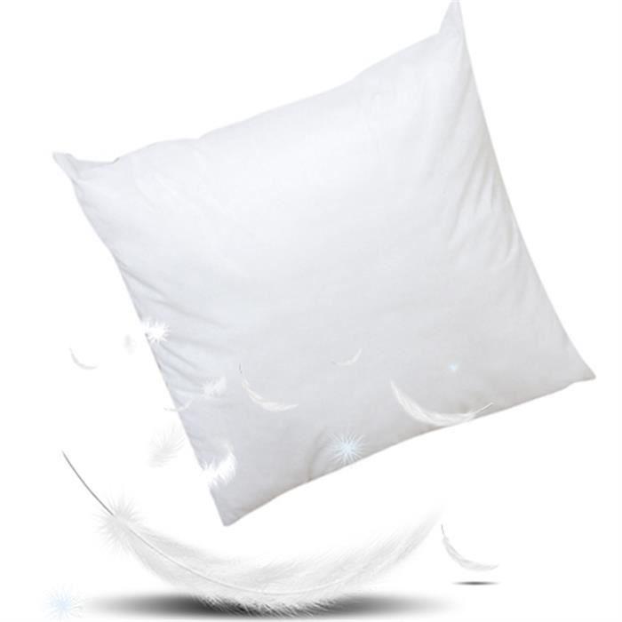 Oreiller doux pour la peau Déodorant anti-saleté 100% coton élastique lavable DLF201202022D_7273