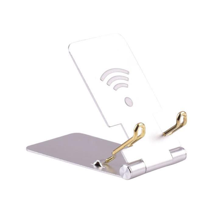 Mini Support De Téléphone Berceau Bureau Lit Universel Pour Tablette _PIECE DETACHEE TELEPHONE 490