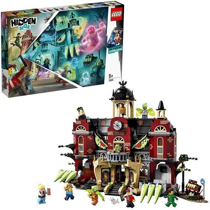 LEGO Hidden Side - L'école hantée de Newbury, Jeu de Construction Interactif 9 Ans et Plus, 1474 Pièces - 70425