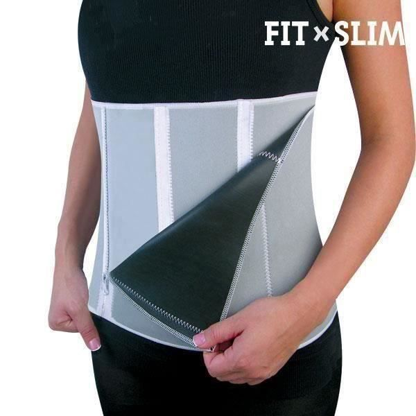 Ceinture amincissante effet sauna- femme ou homme - Just Slim Belt