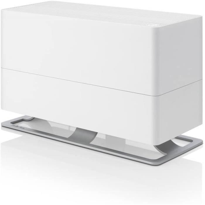 Humidificateur d'air Oskar big de Stadler Form, humidificateur à économie d'énergie pour des pièces jusqu'à 100 m², humidificateur a