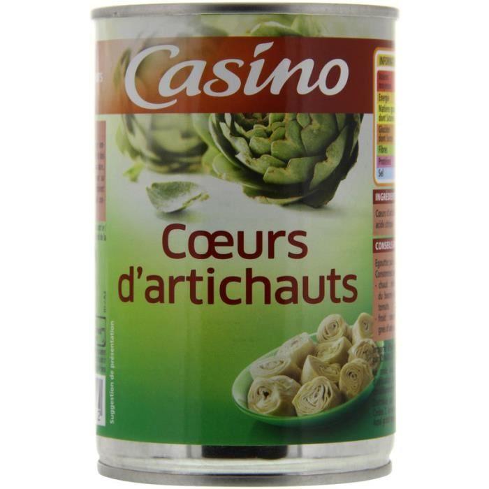 Cœur d'artichaut - 240 g