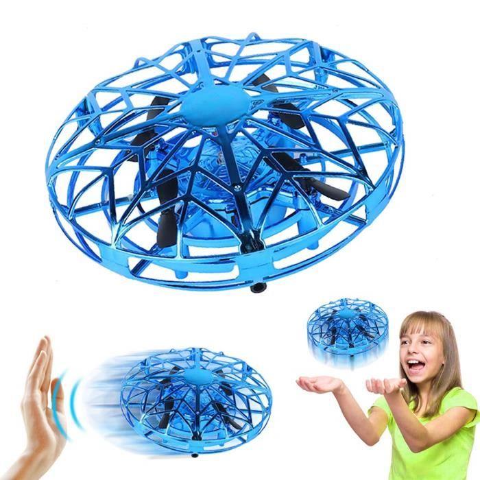 Joy Jam Jouets Pour Garcons 5 8 Ans Balle Volante Mini Drones Pour Enfants Mini Ufo Jouet Volant Helicoptere Telecommande Jeux Po Cdiscount Jeux Jouets