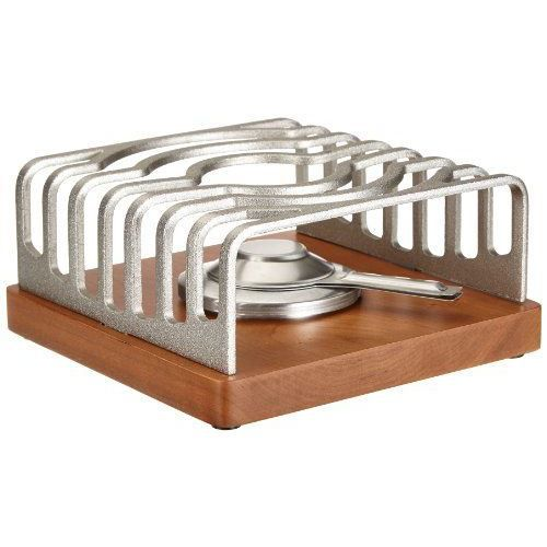 SERVICE À FONDUE Kuhn Rikon 32098 réchaud moderne, en bois de ce…
