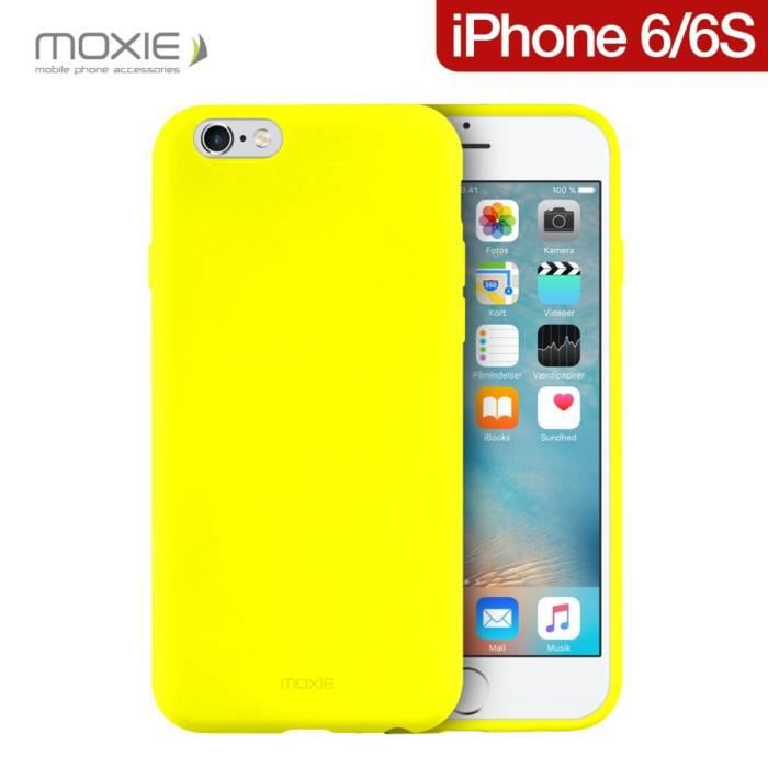 coque iphone 8 fluo
