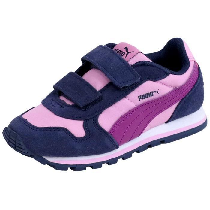 chaussures enfant fille puma
