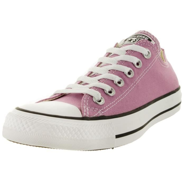 12d590e0b3684 ... Blanc MGPGH Taille-35 1-2. BASKET Converse Chuck Taylor All Star Low  saison Poudre V