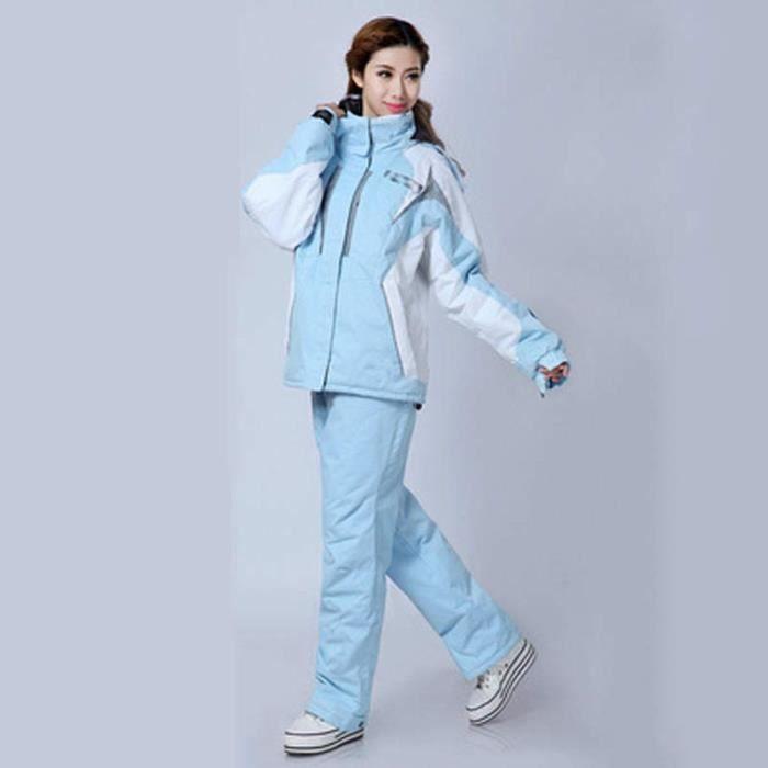 combinaison de ski femme