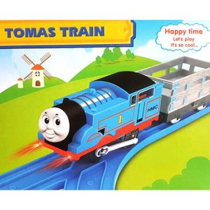 POUPON Poupon Aadmora Battery Operated Thomas Plastic Toy