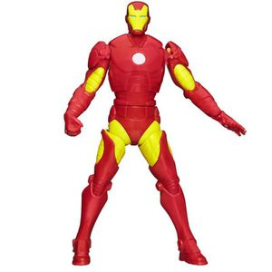 Marvel Legends Infini série Iron Man Mark 43 15 cm Figurine  Avengers: L'ère