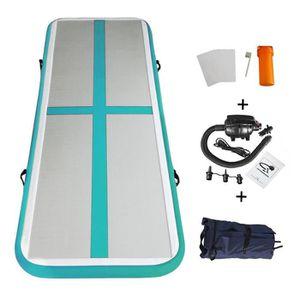 TAPIS DE SOL FITNESS 3x1x0.1M Airtrack Tapis de Gymnastique Gonflable M